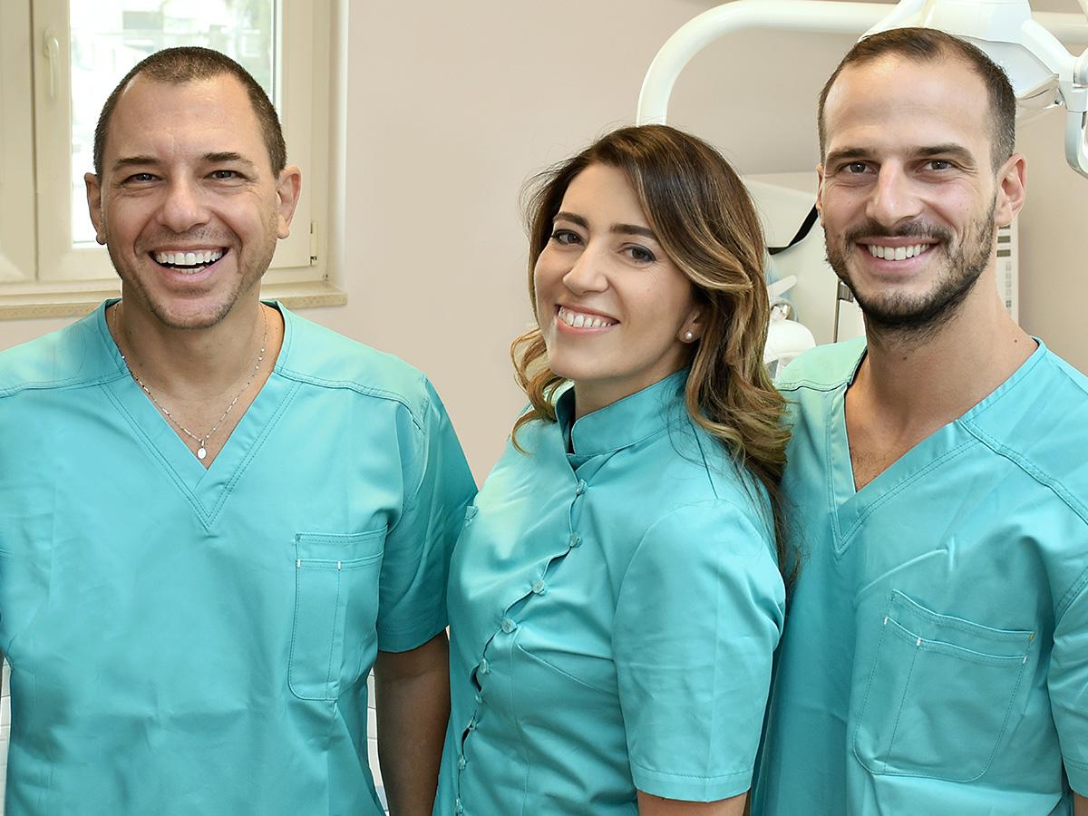 Studio Dentistico Annalisa Dellimauri - Staff medici dentisti